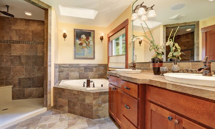 Best Bathroom Flooring Options For, What Is The Best Flooring To Have In A Bathroom