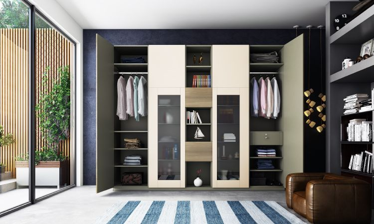 5 Contemporary Built-In Wardrobe Designs For Any Home
