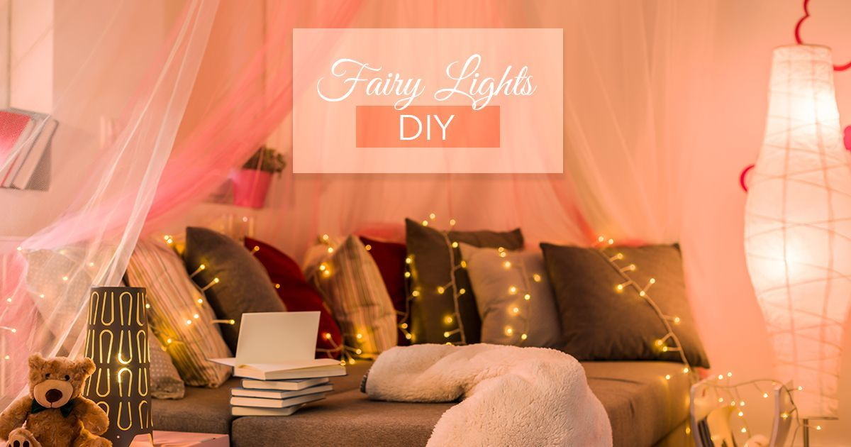 Stay Festive All Year Long With Fairy Lights