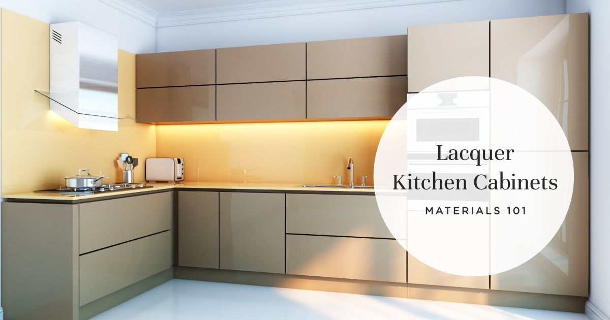 Reinvent Your Kitchen Cabinets With A Coat Of Gloss