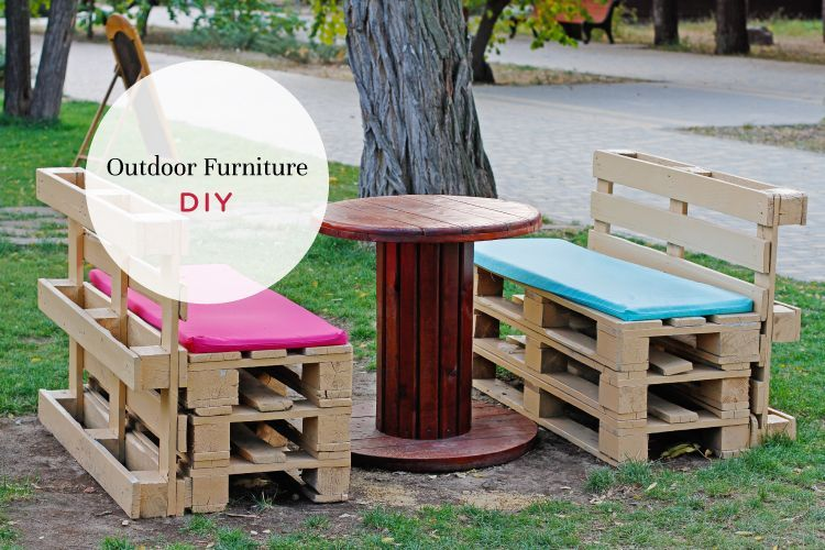 5 Awesome Outdoor Furniture Ideas For Your Garden