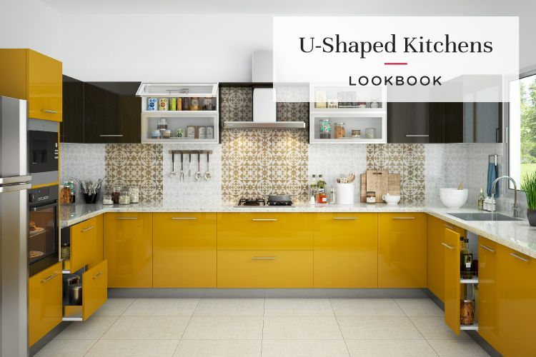 Remodel Your Kitchen With These U Shaped Designs