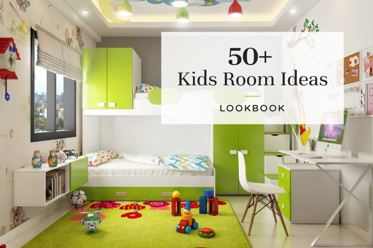 50 Stylish Kids Room Designs To Pick From, Children's Playroom Furniture