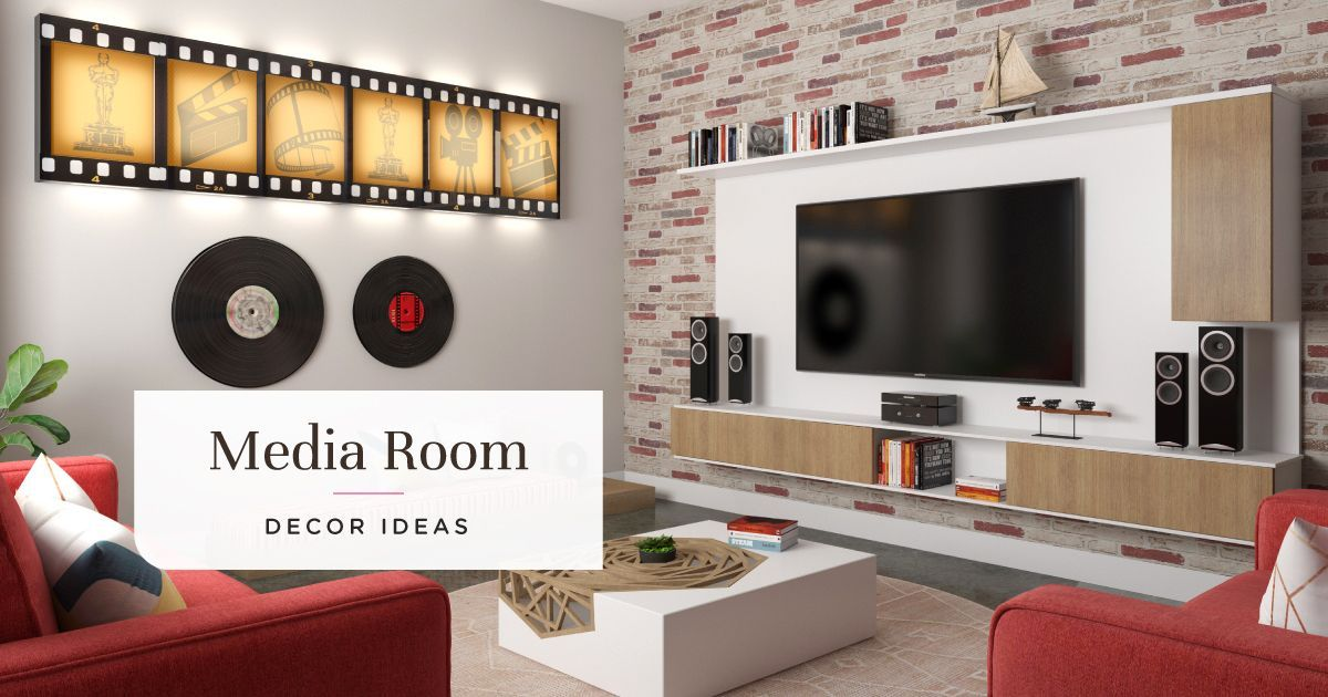 6 Cool Entertainment Room Designs