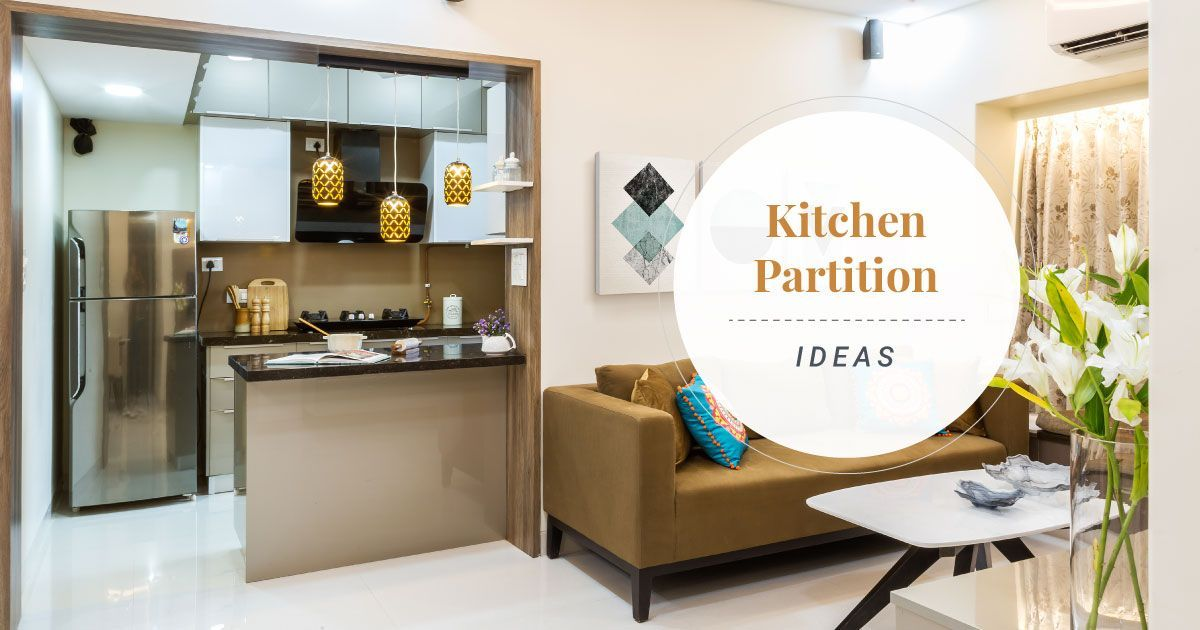 5 Partitions For Your Open Kitchen