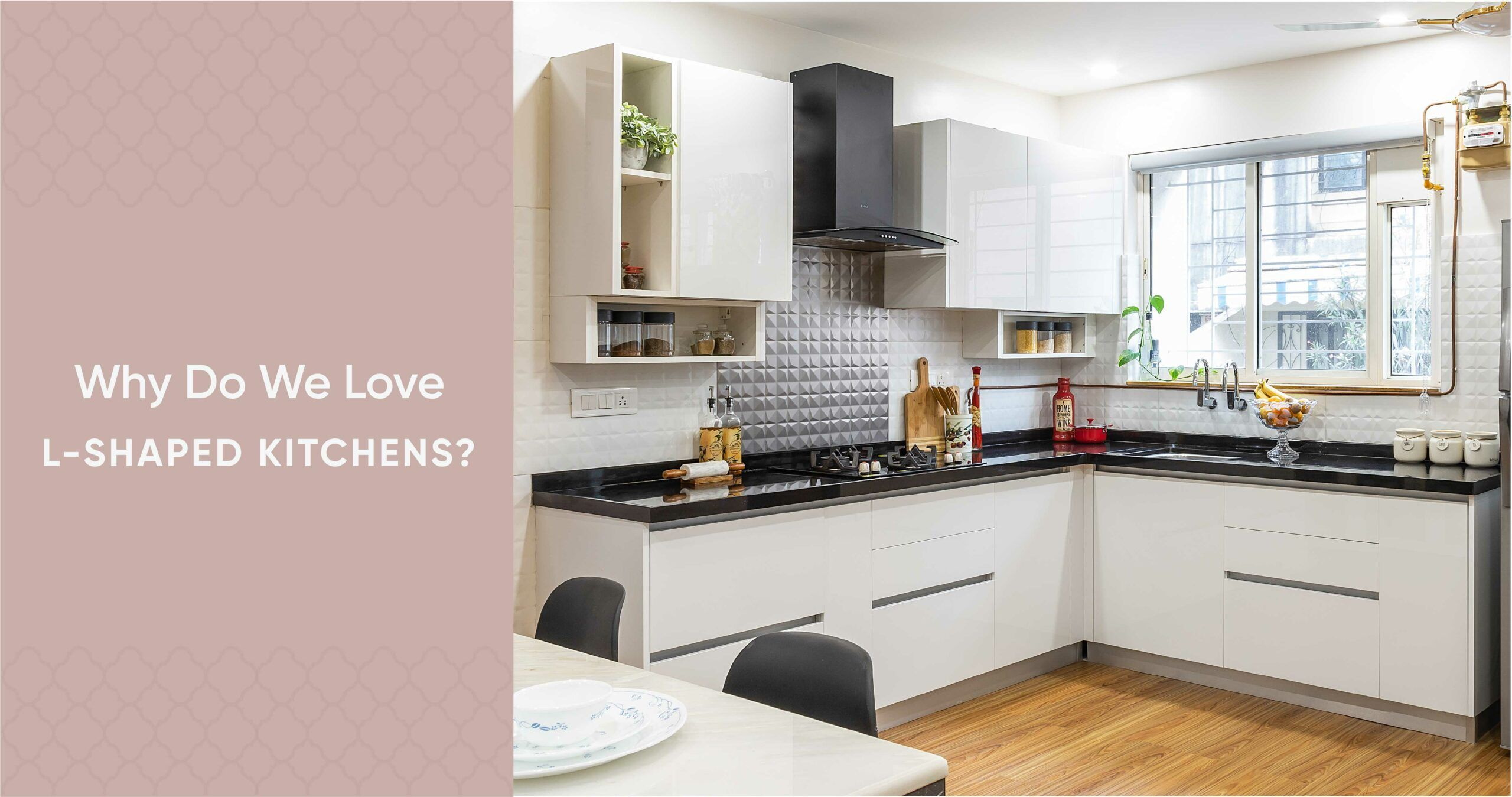 Cook up a Storm in Your L shaped Kitchen