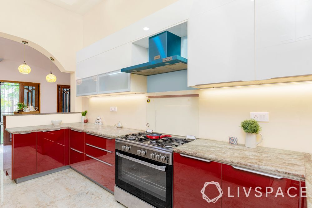 Kitchen Cabinets, Are High Gloss Kitchen Cabinets Expensive