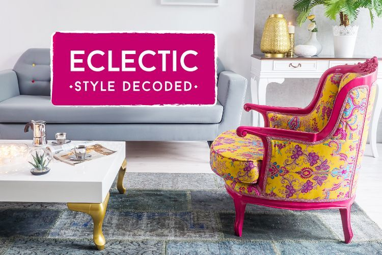 eclectic style decor