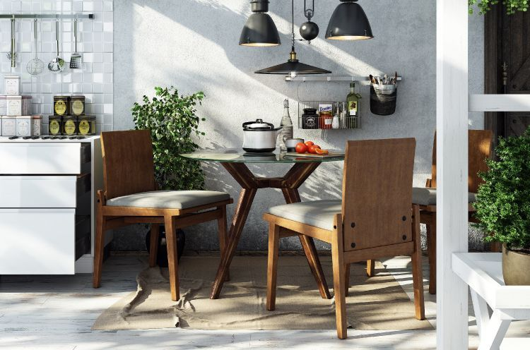 8 Simple Ways To Pretty Up Your Dining Room