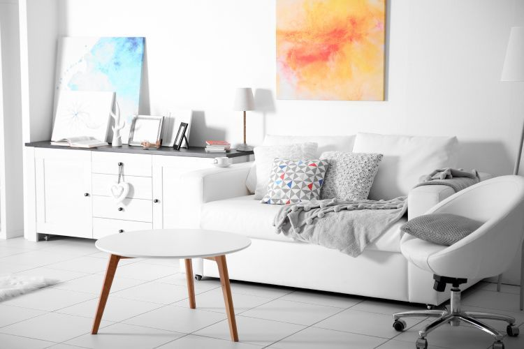 7 Stylish Tips On How To Decorate With White