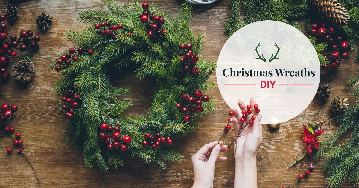 Deck your Homes with Christmas Wreaths