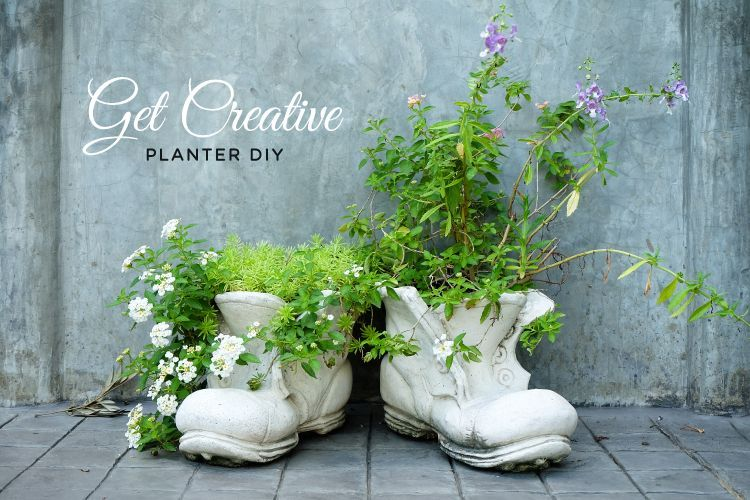 Get Inspired: DIY Planters for Greenery on a Budget
