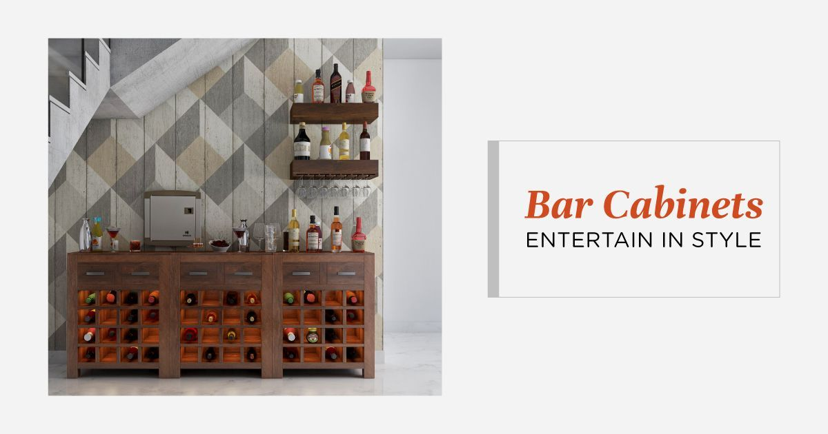 Bar Designs to Host a Smashing Soirée