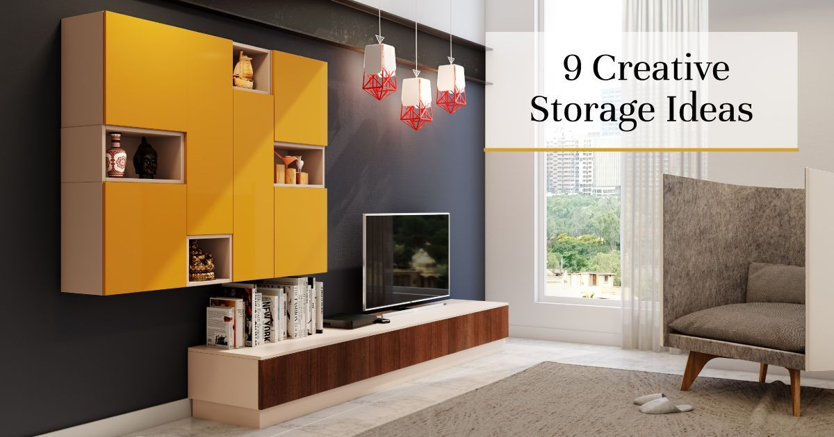 Smart & Stylish Storage Options to Try Out