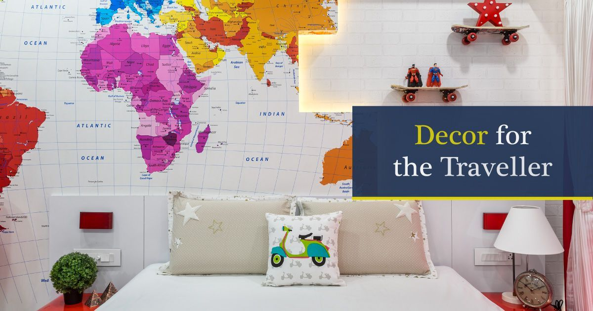 Decor for the Traveller in You