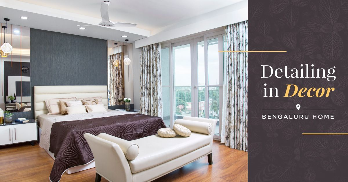 Fall in Love with Lush Interiors in this 4BHK