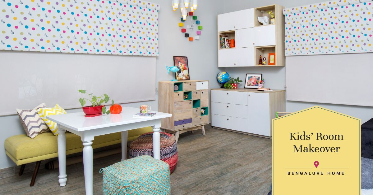 This Kids' Room Makeover is Goals