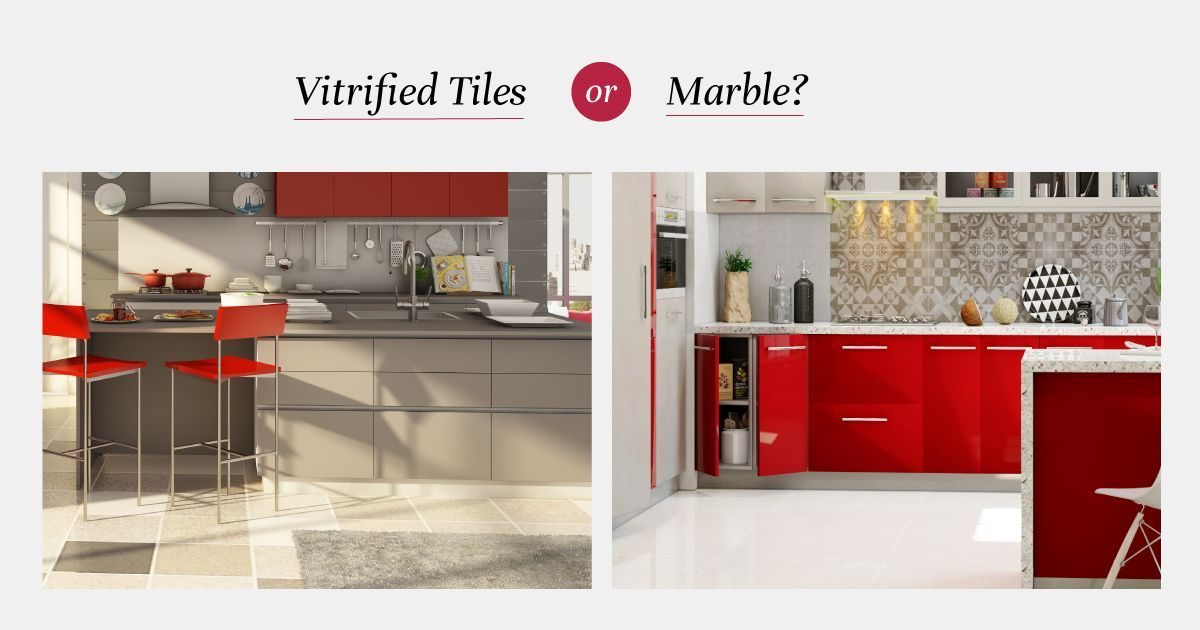 Vitrified Tiles vs Marble: Which is Better?
