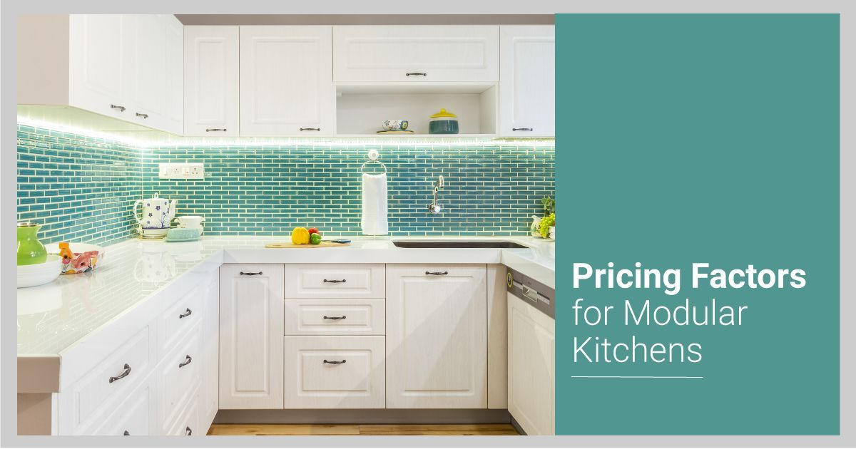 What Affects Your Modular Kitchen Price?