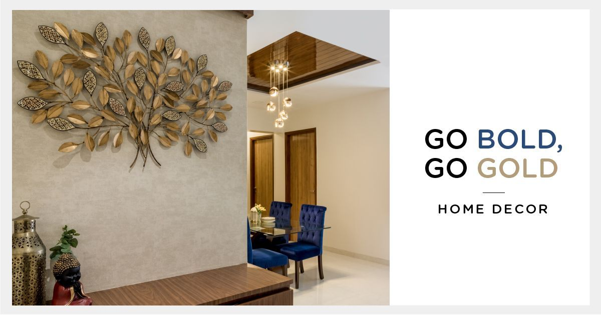 5 Ways to Use Gold Accents in Home Interiors
