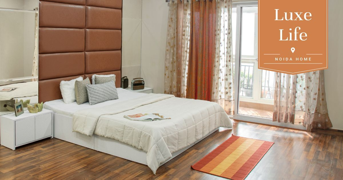 A Chic 4BHK Decked up in Luxurious Interiors