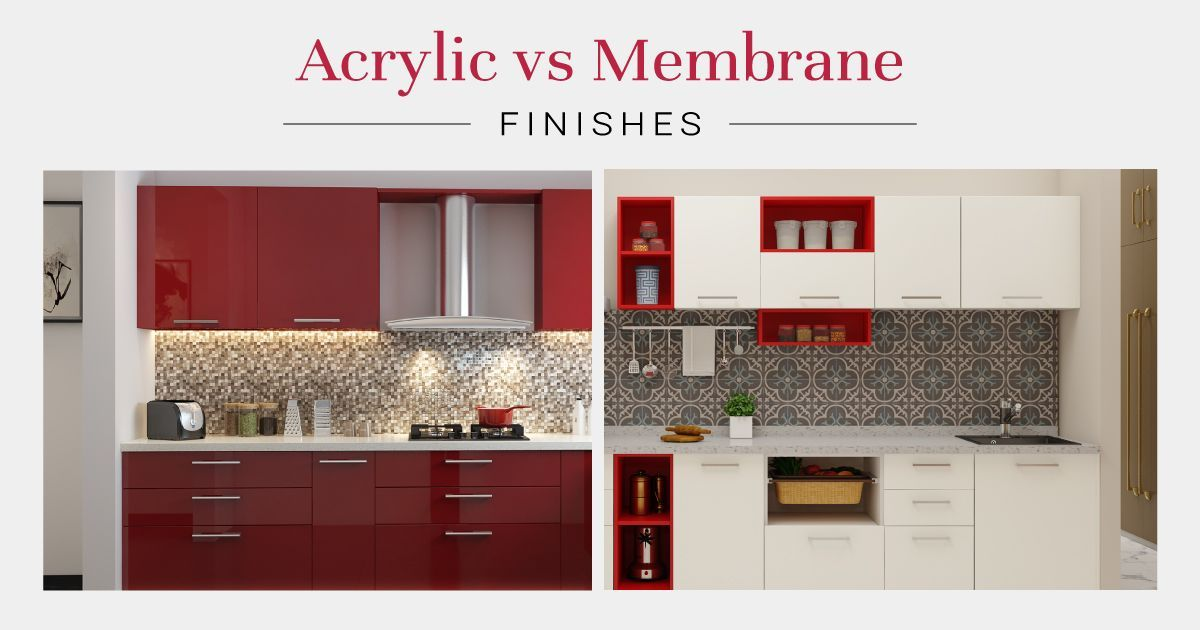 Acrylic Or Membrane Which Is A Better Finish