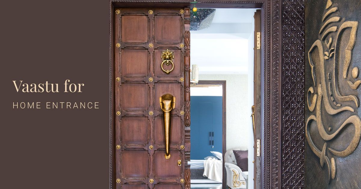 Doorway to Happiness: Vastu Tips For Entrance