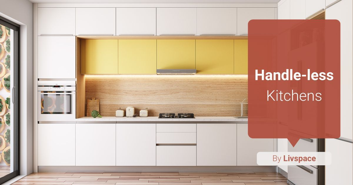 Handle-less kitchen blog cover