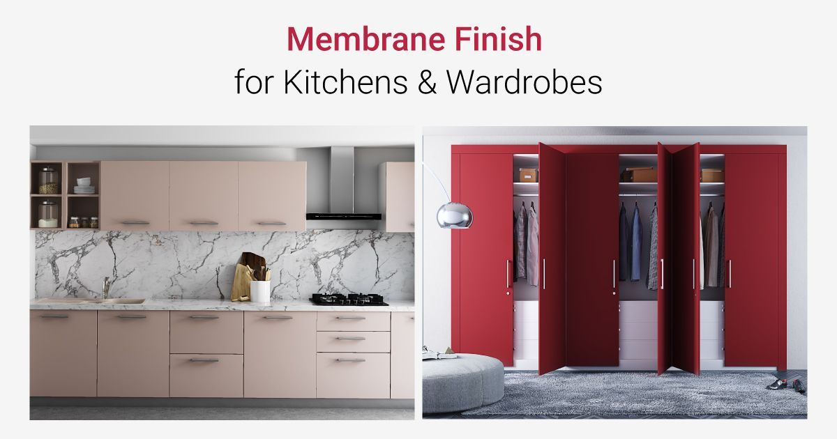 Why Choose Membrane Finish Over Laminate?