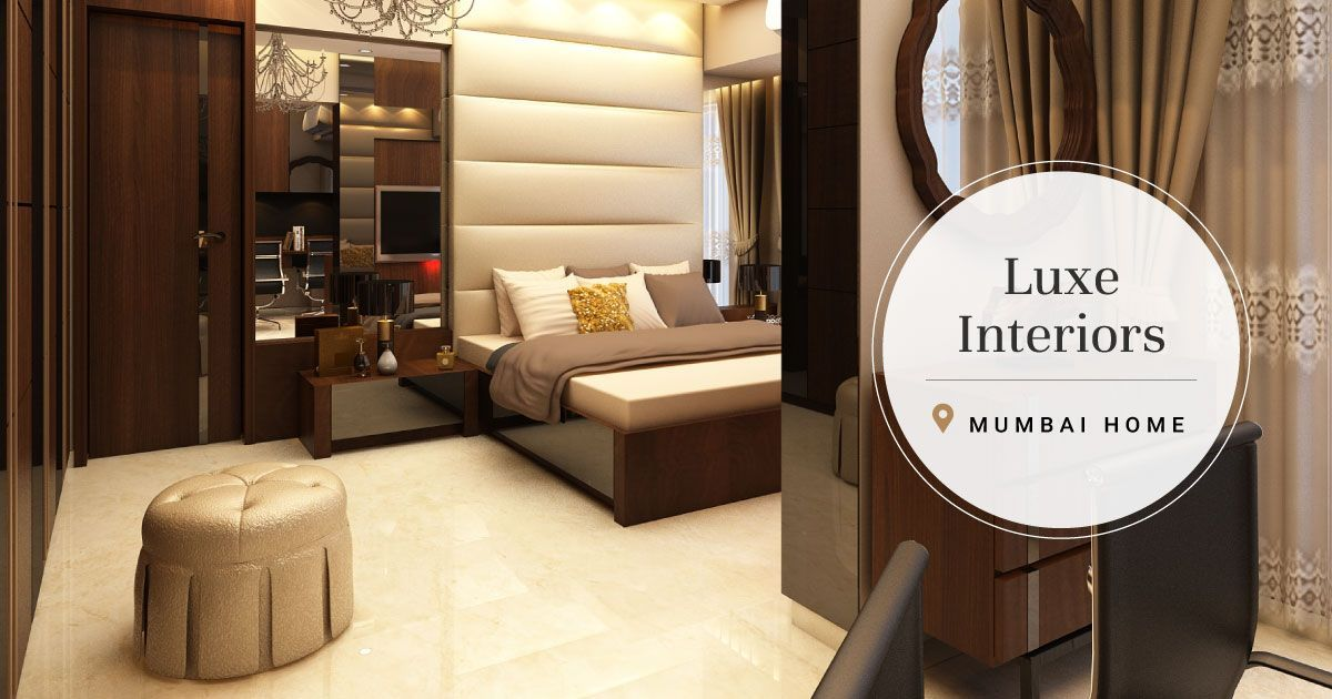 Bringing Modern Finesse to this 4BHK