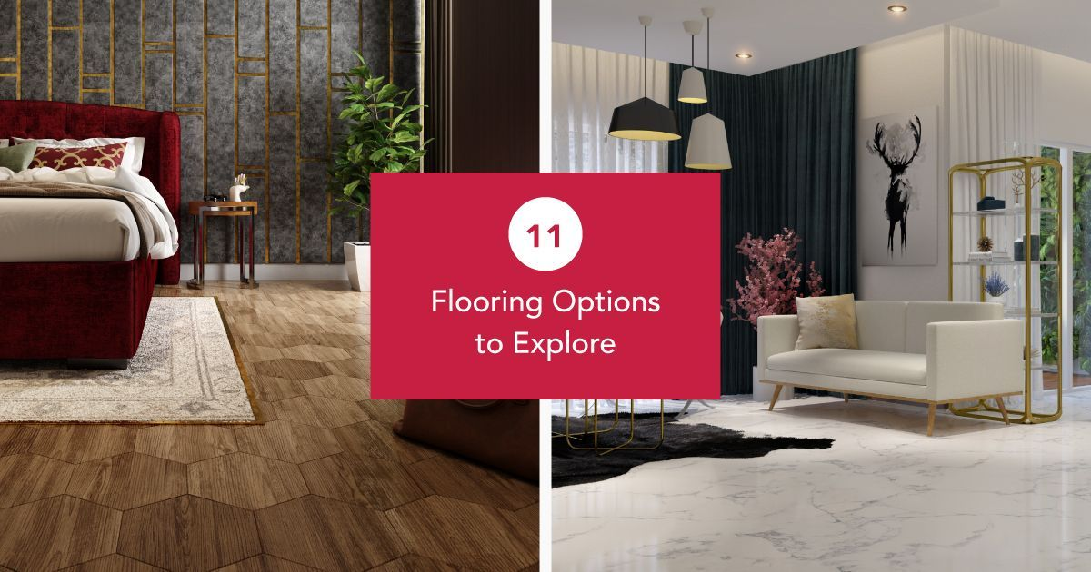 types of flooring in india_cover