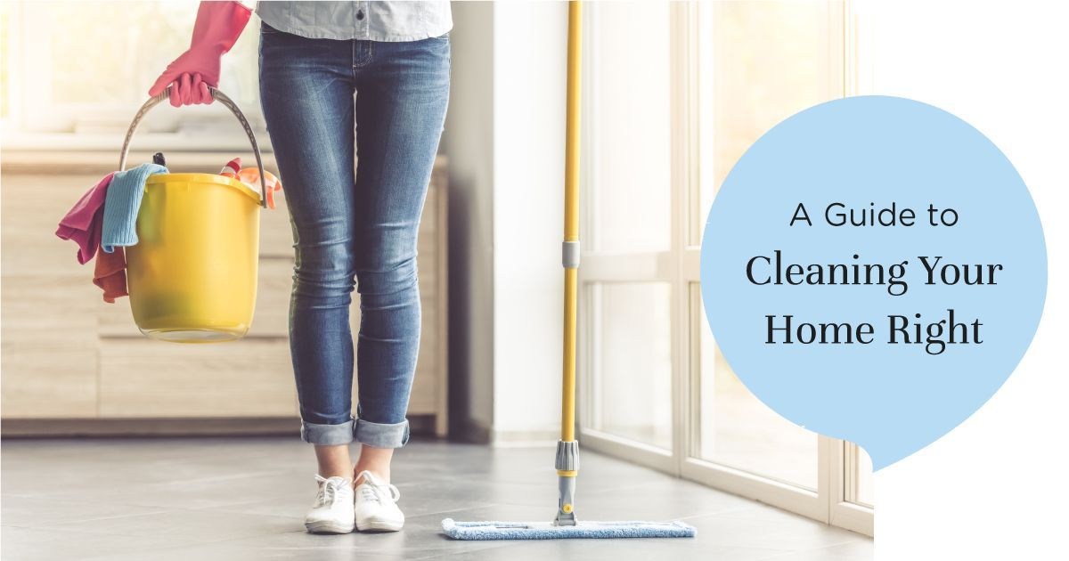 How Often Should You Clean Everything?