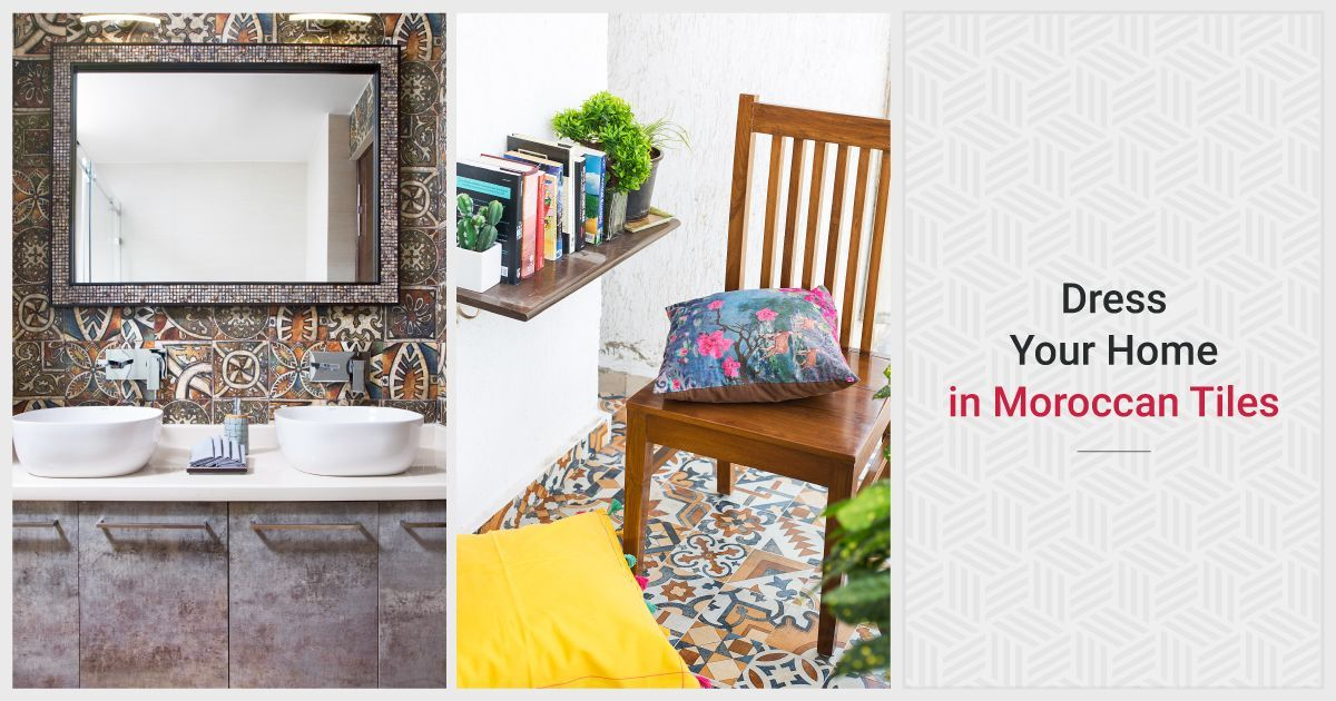 8 Places to Use Moroccan Tiles in Your Home