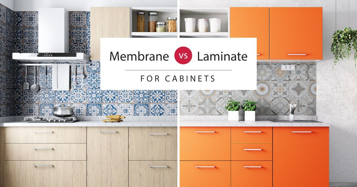 Membrane or Laminate: Which is the Best for Your Kitchen?