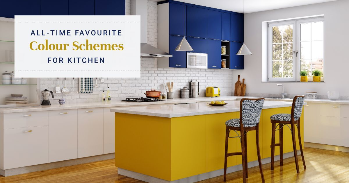 color schemes for your kitchen