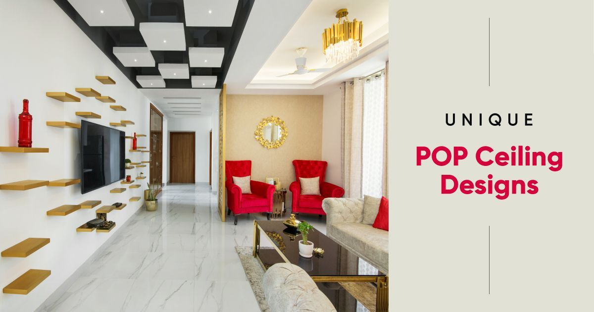 3 Pop Designs For Ceilings At Home