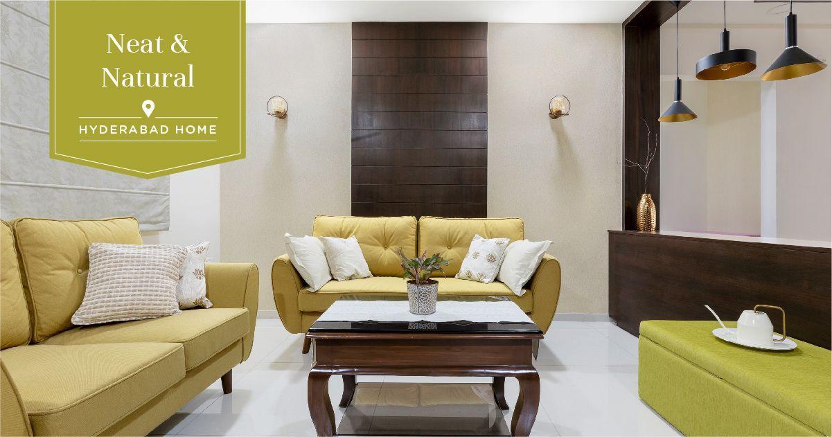 Functional Interiors for Roomy 3BHK