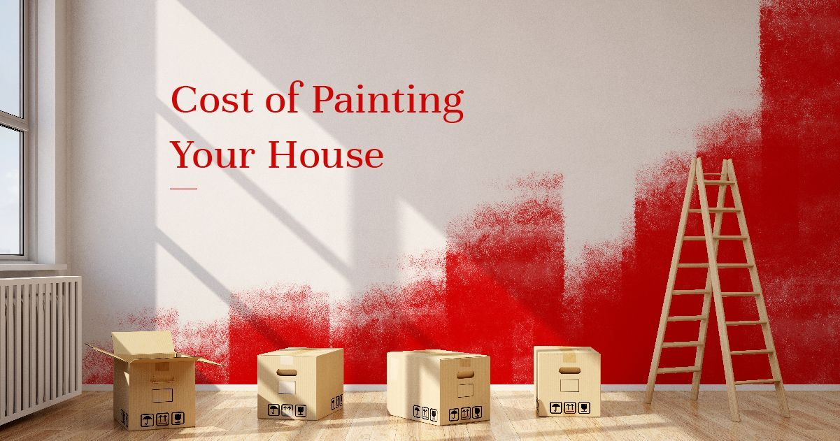 What Is The Per Sq Ft Cost Of Painting