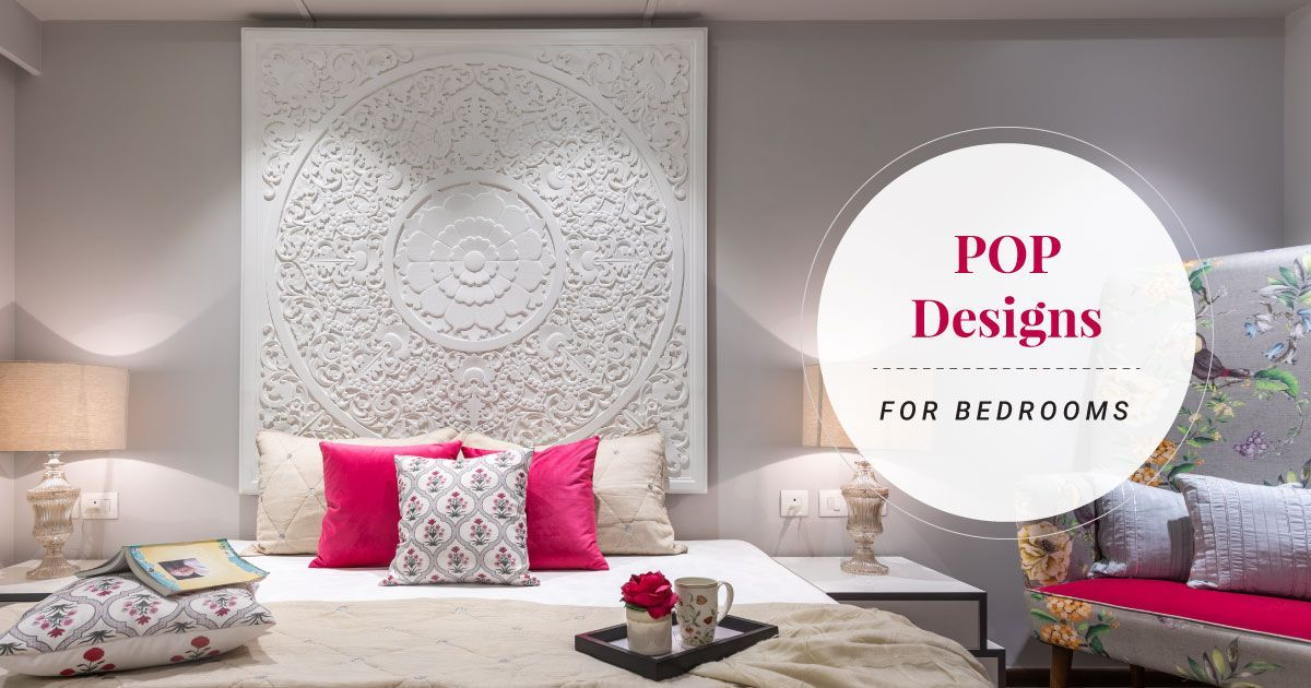 Ceiling to Wall POP Designs