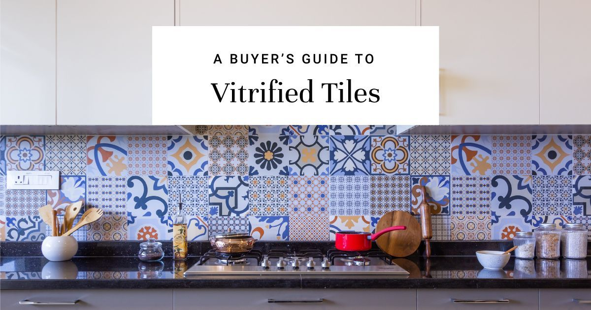 What are Vitrified Tiles?