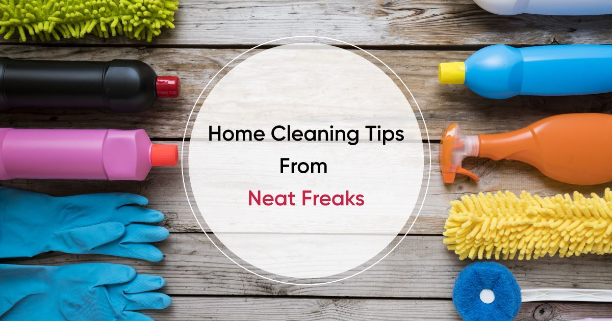 Start Using These Cleaning Tips Right Now