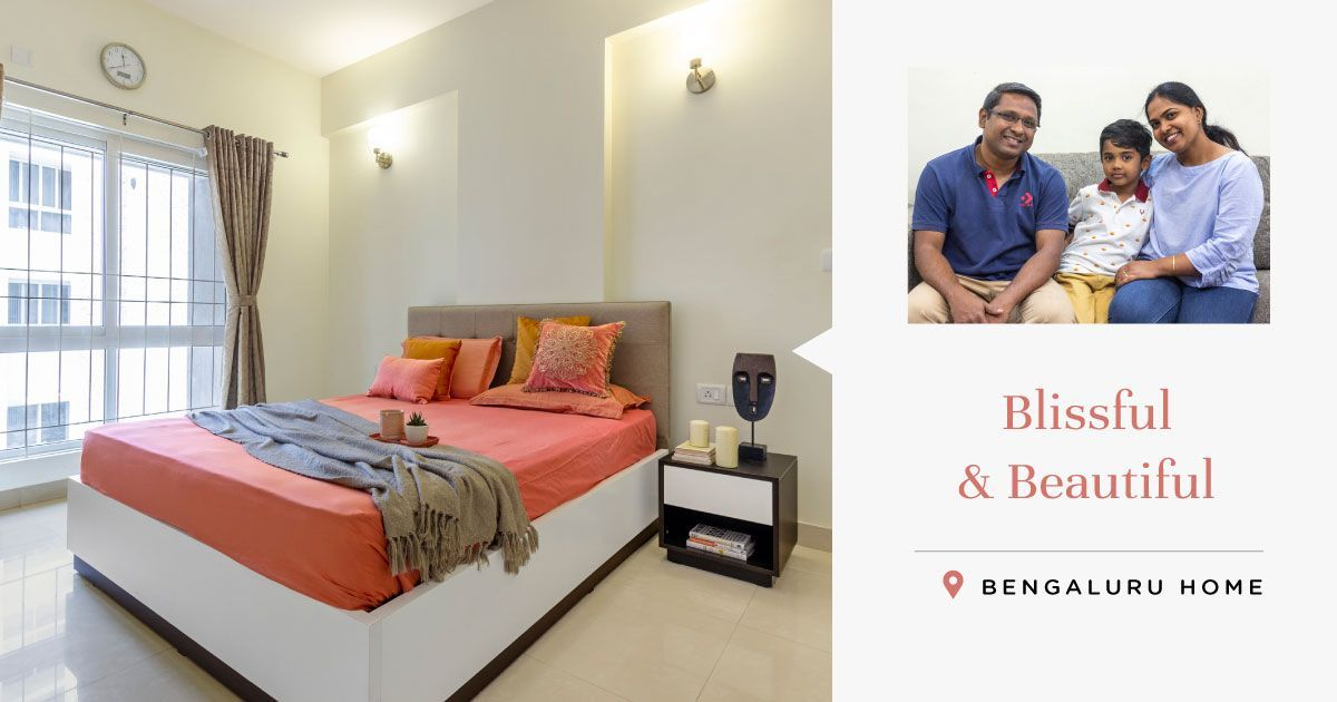 Simple, Spacious & Stylish 3BHK
