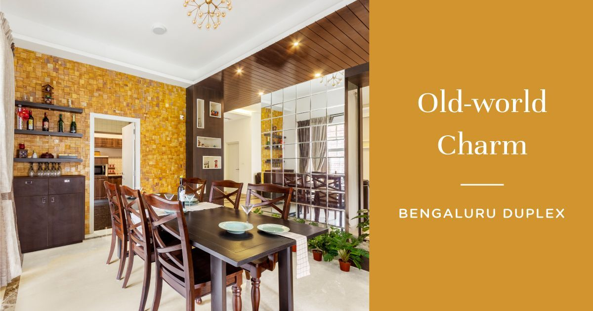 This 4BHK is High on Style & Storage