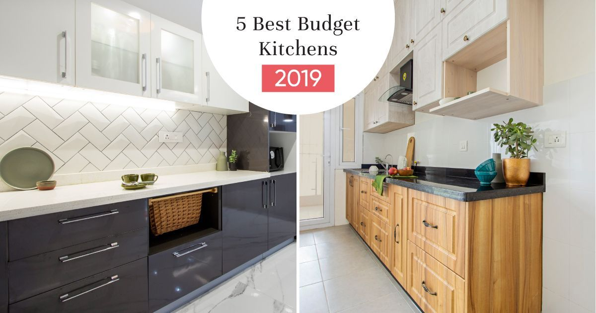 Here are 5 Kitchens Under ₹4 Lakhs