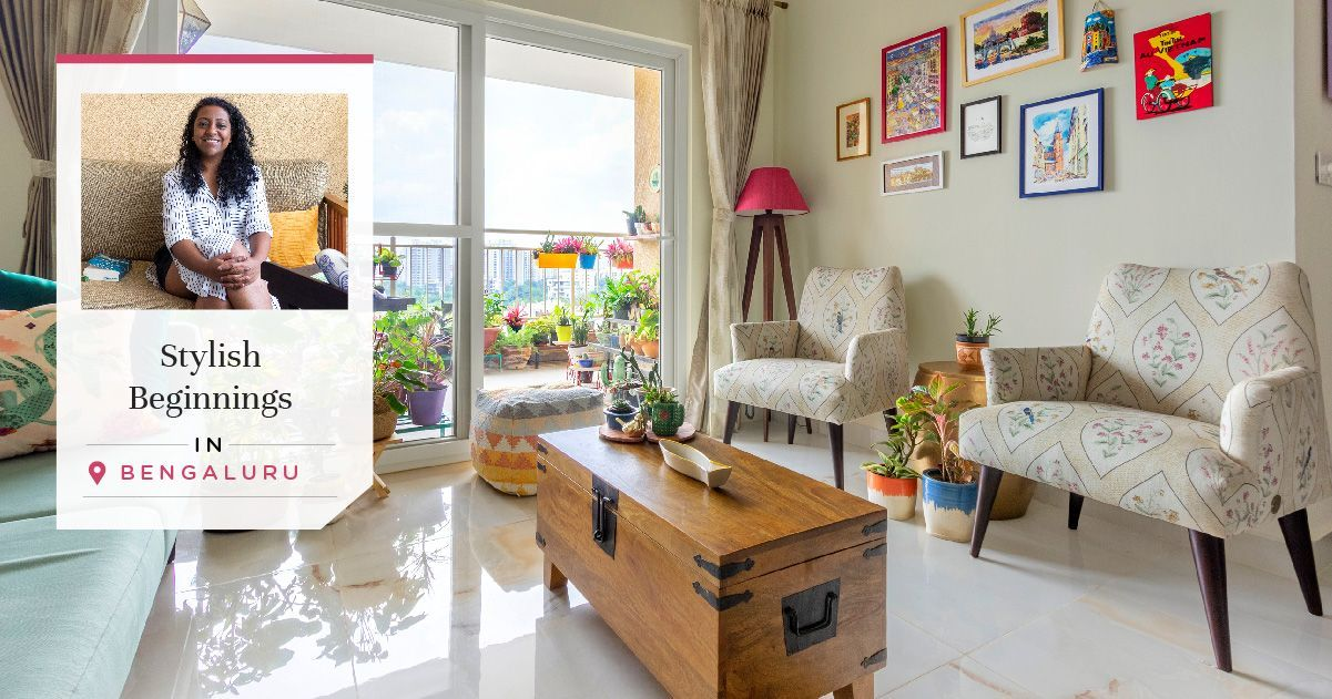 Vibrant 3BHK for a Travel Enthusiast