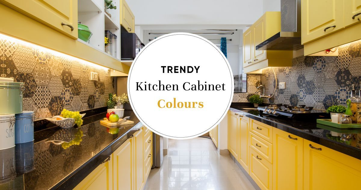 Latest Colour Schemes for a Swanky Kitchen