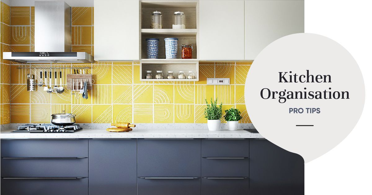 10 Steps to an Organised Kitchen