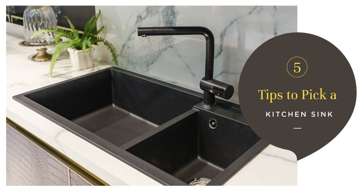 How to Pick the Perfect Sink for Your Kitchen
