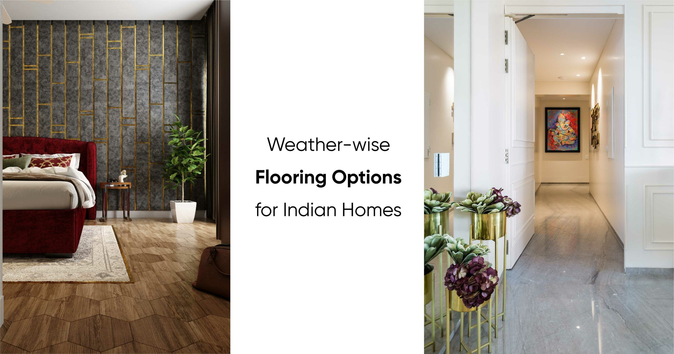 Did You Know the Perfect Flooring Also Depends on Where You Live?