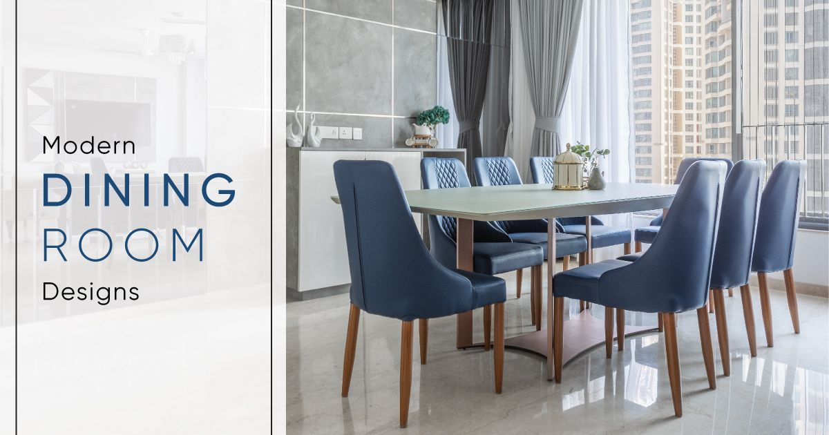5 Ideas For A Stunning Dining Room